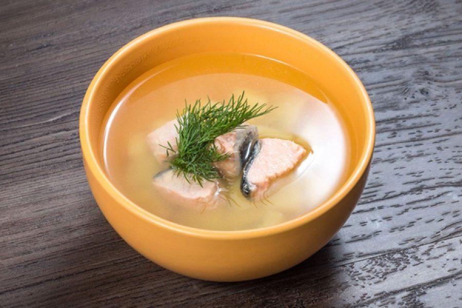 Рыбный бульен